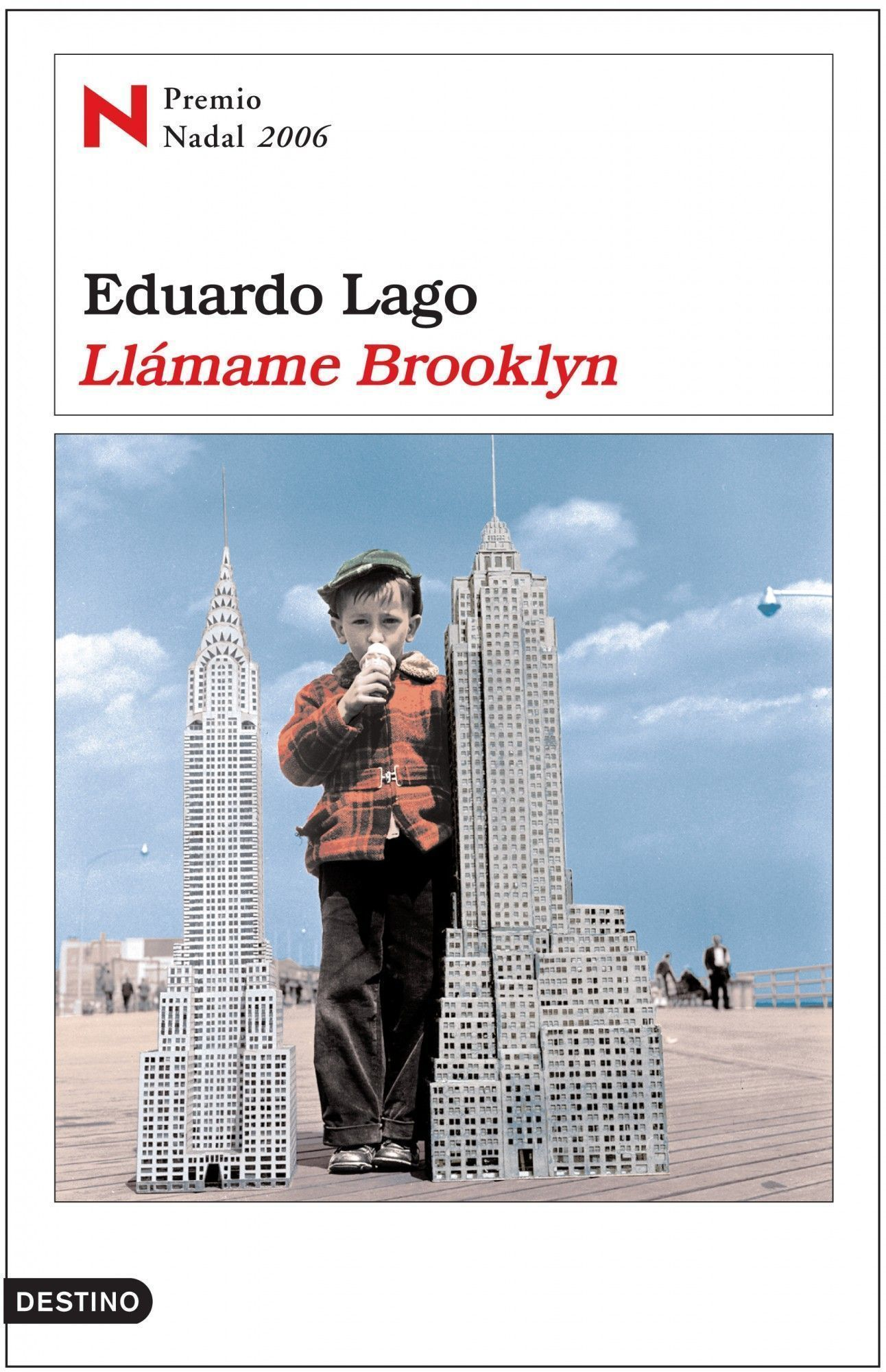 LLÁMAME BROOKLYN.