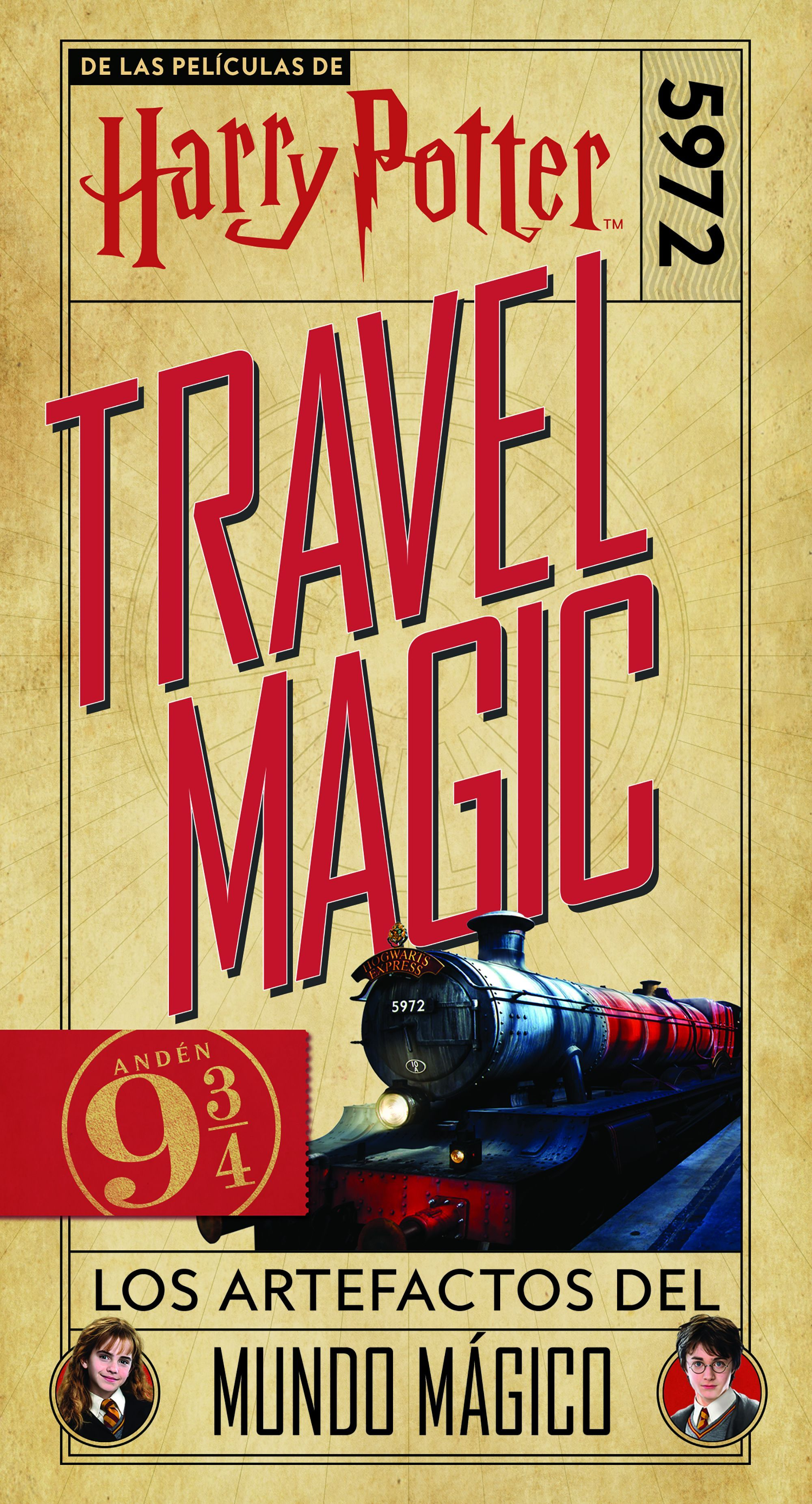 HARRY POTTER TRAVEL MAGIC