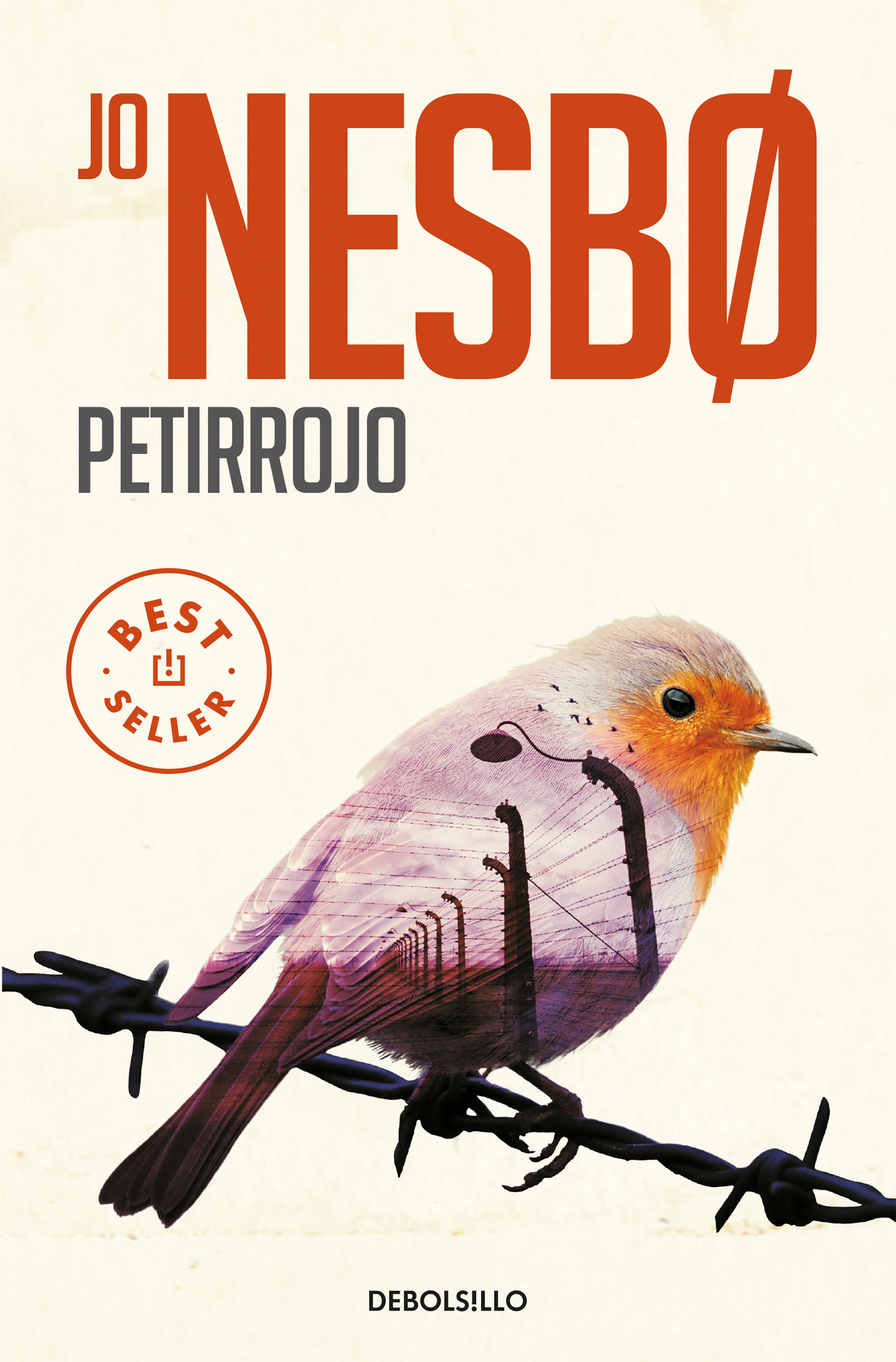 PETIRROJO (HARRY HOLE 3)